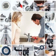 plumber East Kilbride fixing a sink