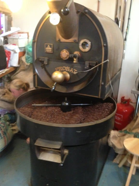 Repair and Maintenance of Coffee Roasting