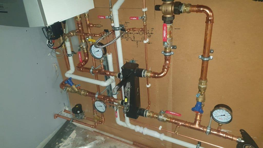 Commercial Boiler Installation ⋆ Sheltered Housing, Glasgow